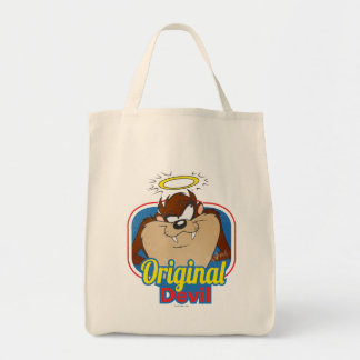 TAZ™ Original Devil Grocery Tote Bag