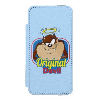 TAZ™ Original Devil Incipio Watson™ iPhone 5 Wallet Case