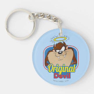 TAZ™ Original Devil Key Ring