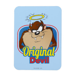 TAZ™ Original Devil Rectangular Photo Magnet
