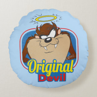 TAZ™ Original Devil Round Cushion