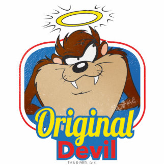 TAZ™ Original Devil Standing Photo Sculpture