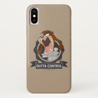 TAZ™ Outta Control iPhone X Case