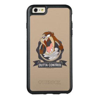 TAZ™ Outta Control OtterBox iPhone 6/6s Plus Case