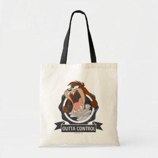 TAZ™ Outta Control Tote Bag