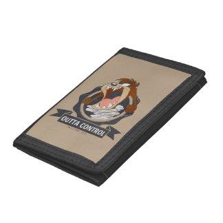 TAZ™ Outta Control Tri-fold Wallet