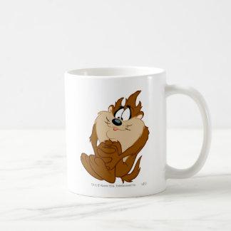 TAZ™ posing 4 Coffee Mug