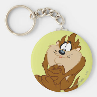 TAZ™ posing 4 Key Ring