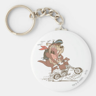 TAZ™ Slick Hog Key Ring