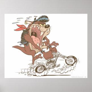 TAZ™ Slick Hog Poster