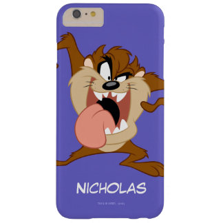 TAZ™ | Sticking His Tongue Out Barely There iPhone 6 Plus Case