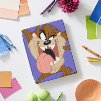 TAZ™ | Sticking His Tongue Out iPad Cover