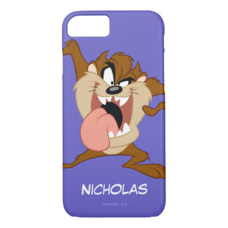 TAZ™ | Sticking His Tongue Out iPhone 8/7 Case