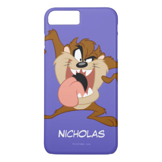 TAZ™ | Sticking His Tongue Out iPhone 8 Plus/7 Plus Case