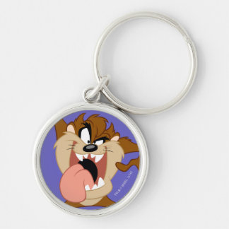 TAZ™ | Sticking His Tongue Out Key Ring