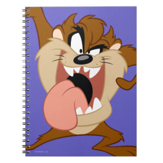 TAZ™ | Sticking His Tongue Out Notebook