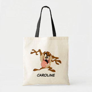 TAZ™ | Sticking His Tongue Out Tote Bag