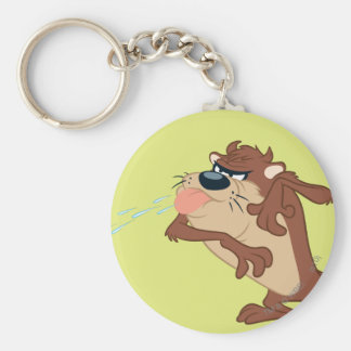 TAZ™ sticking out his tongue Key Ring