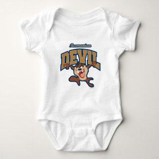 TAZ™ Tasmanian Devil Patch Baby Bodysuit