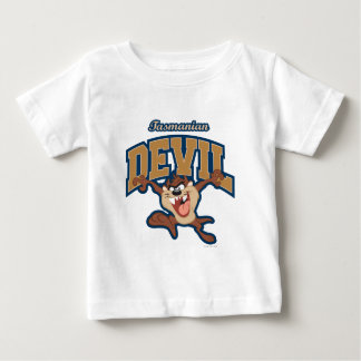 TAZ™ Tasmanian Devil Patch Baby T-Shirt