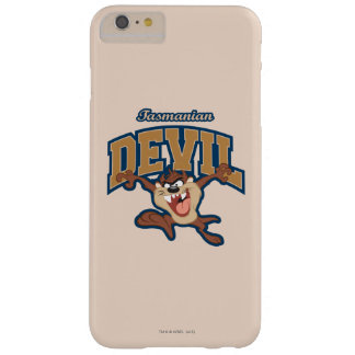 TAZ™ Tasmanian Devil Patch Barely There iPhone 6 Plus Case
