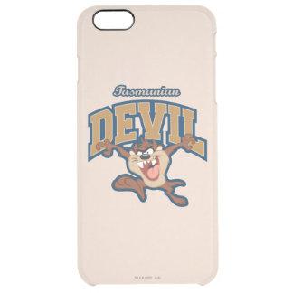 TAZ™ Tasmanian Devil Patch Clear iPhone 6 Plus Case