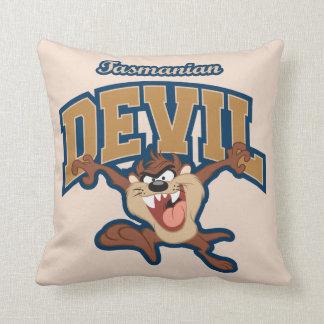 TAZ™ Tasmanian Devil Patch Cushion