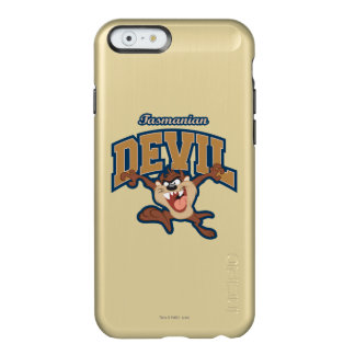 TAZ™ Tasmanian Devil Patch Incipio Feather® Shine iPhone 6 Case