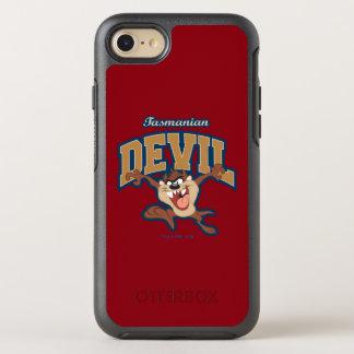 TAZ™ Tasmanian Devil Patch OtterBox Symmetry iPhone 8/7 Case