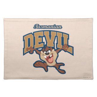TAZ™ Tasmanian Devil Patch Placemat