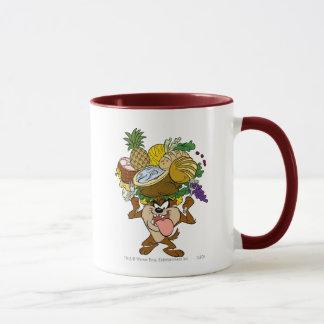 TAZ™ Thanksgiving Feast B/W 2 Mug