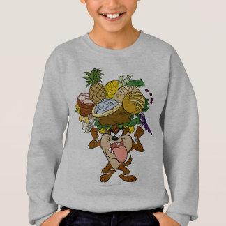 TAZ™ Thanksgiving Feast B/W 2 Sweatshirt