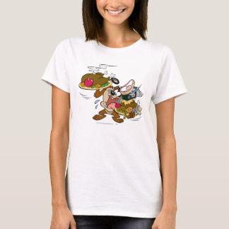 TAZ™ Thanksgiving Plates T-Shirt