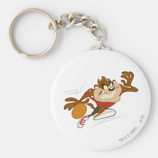TAZ™ the Dribbling Cyclone Key Ring