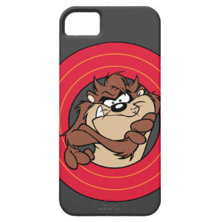 TAZ™ Through LOONEY TUNES™ Circles Barely There iPhone 5 Case