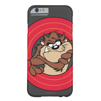 TAZ™ Through LOONEY TUNES™ Circles Barely There iPhone 6 Case