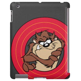 TAZ™ Through LOONEY TUNES™ Circles iPad Case
