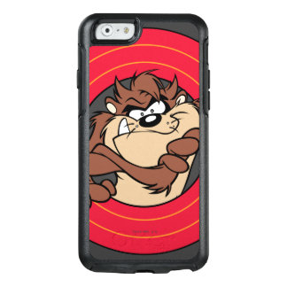 TAZ™ Through LOONEY TUNES™ Circles OtterBox iPhone 6/6s Case
