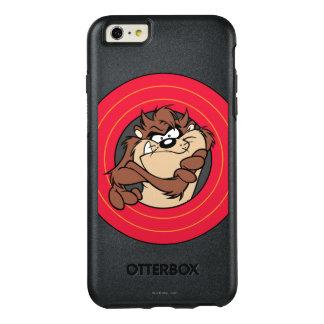 TAZ™ Through LOONEY TUNES™ Circles OtterBox iPhone 6/6s Plus Case