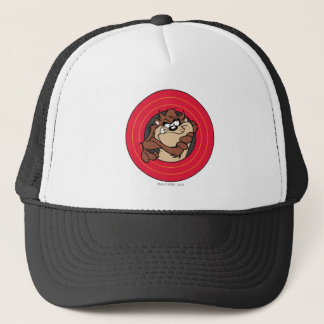TAZ™ Through LOONEY TUNES™ Circles Trucker Hat