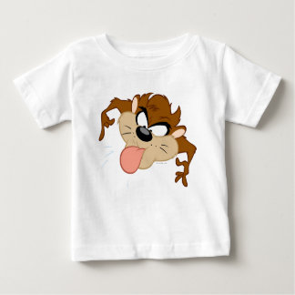 TAZ™ Tongue Out Baby T-Shirt