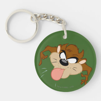 TAZ™ Tongue Out Key Ring