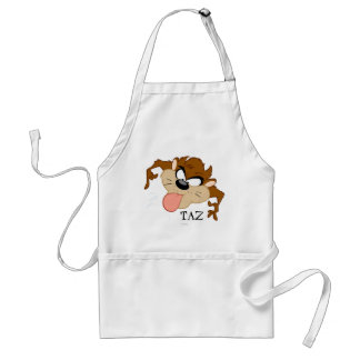TAZ™ Tongue Out Standard Apron