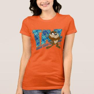 TAZ™ Tornado Terror Plaid T-Shirt