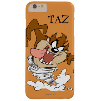 TAZ™ Whirling Tornado Barely There iPhone 6 Plus Case
