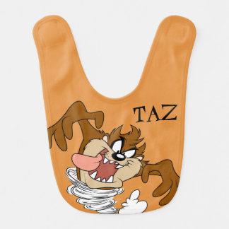 TAZ™ Whirling Tornado Bib