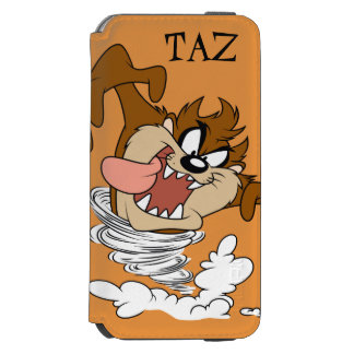 TAZ™ Whirling Tornado Incipio Watson™ iPhone 6 Wallet Case
