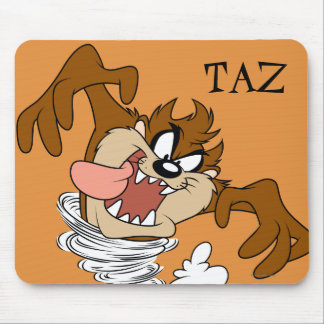 TAZ™ Whirling Tornado Mouse Pad
