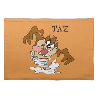 TAZ™ Whirling Tornado Placemat