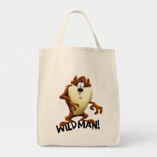 TAZ™- Wild Man Tote Bag
